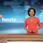 Jana Pareigis moderiert «heute»